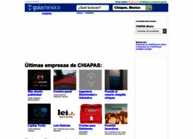 guia-chiapas.guiamexico.com.mx