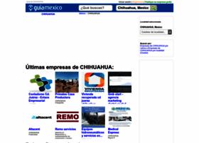 guia-chihuahua.guiamexico.com.mx