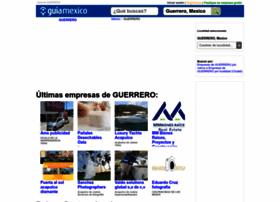 guia-guerrero.guiamexico.com.mx