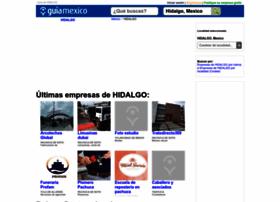 guia-hidalgo.guiamexico.com.mx