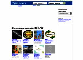 guia-jalisco.guiamexico.com.mx