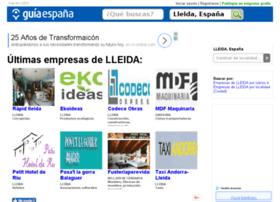 guia-lleida.guiaespana.com.es
