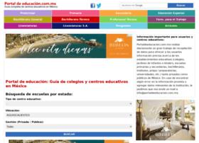guia-mex.portaldeeducacion.com.mx