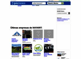 guia-nayarit.guiamexico.com.mx