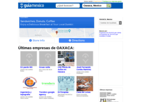 guia-oaxaca.guiamexico.com.mx