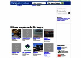 guia-rio-negro.miguiaargentina.com.ar