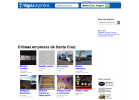guia-santa-cruz.miguiaargentina.com.ar