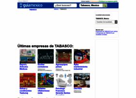 guia-tabasco.guiamexico.com.mx