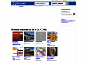 guia-yucatan.guiamexico.com.mx