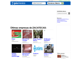 guia-zacatecas.guiamexico.com.mx