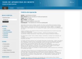 guiadeaparecidadonorte.com.br