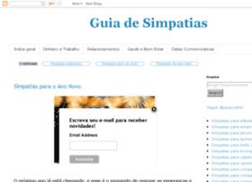 guiadesimpatias.blogspot.com.br