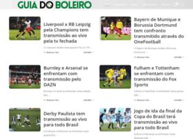 guiadoboleiro.com.br