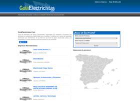 guiaelectricistas.com