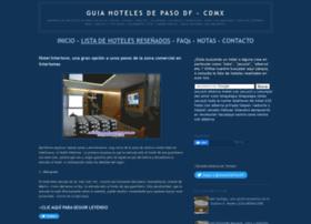 guiahoteldepaso.blogspot.com