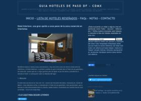 guiahotelesdepaso.com