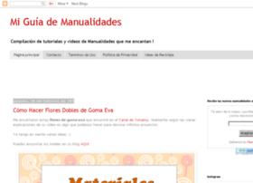 guiamanualidades.blogspot.com