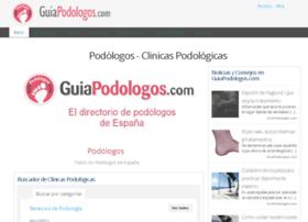 guiapodologos.com