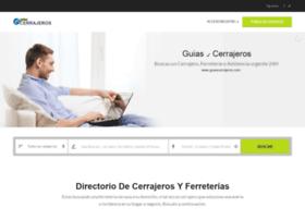 guiascerrajeros.com
