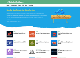 guidancesheet.com