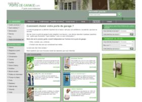 guide-de-la-porte-de-garage.com