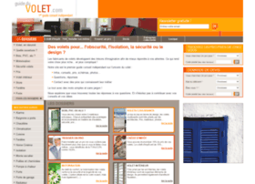 guide-du-volet.com