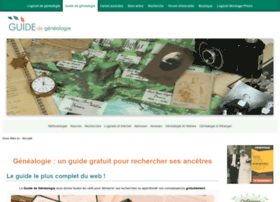 guide-genealogie.com