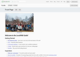 guide.localwiki.org