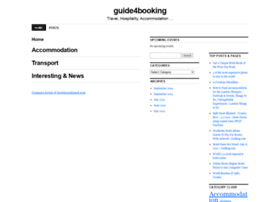 guide4booking.wordpress.com