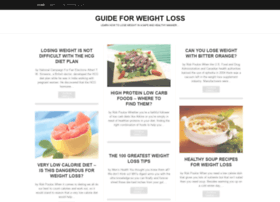 guideforweightloss.wordpress.com