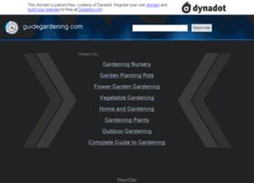 guidegardening.com