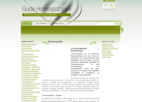 guidehomeopathique.com