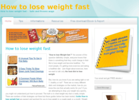 guidehowtoloseweight.webs.com