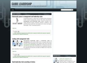 guideleadership.blogspot.com