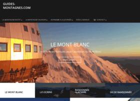 guides-montagnes.com