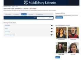 guides.middlebury.edu