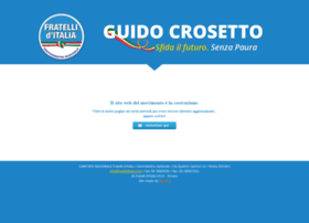 guidocrosetto.it