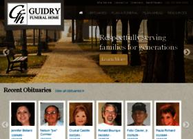guidryfuneralhome.com