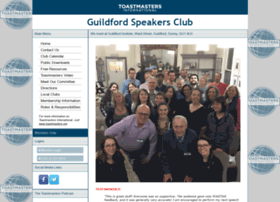 guildfordspeakers.com