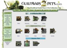 guildwars2-pets.com