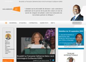 guillaumesoro.org