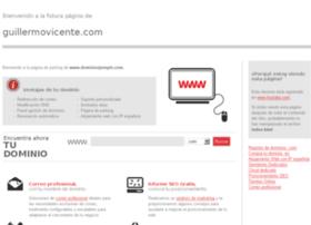 guillermovicente.com