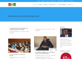guineejuristes.com