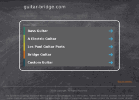 guitar-bridge.com