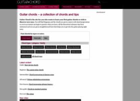 guitar-chord.org