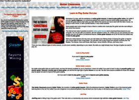 guitar-classroom.com