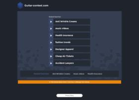 guitar-contest.com