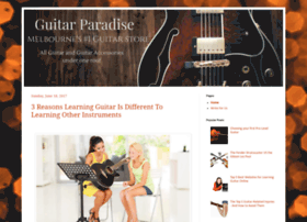 guitar-paradise.blogspot.com