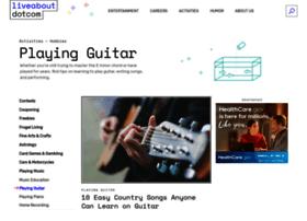 guitar.about.com