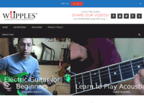 guitar.wupples.com
